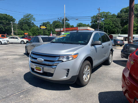 2012 Ford Edge for sale at Credit Connection Auto Sales Dover in Dover PA