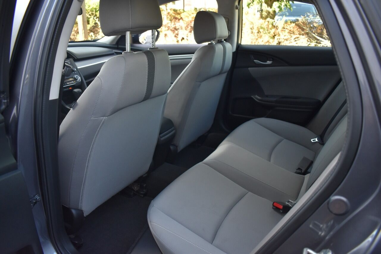 2017 Honda Civic LX 4dr Sedan CVT full