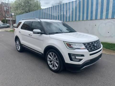 2017 Ford Explorer for sale at Sylhet Motors in Jamacia NY