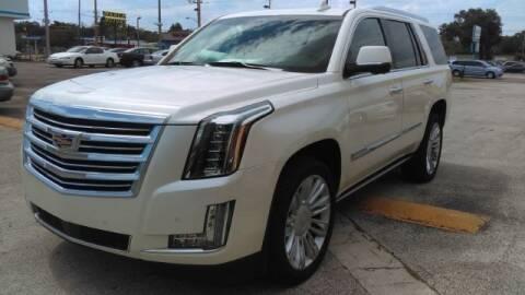 2015 Cadillac Escalade for sale at JacksonvilleMotorMall.com in Jacksonville FL