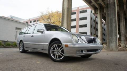 2000 Mercedes-Benz E-Class for sale at Roadtrip Carolinas in Greenville SC