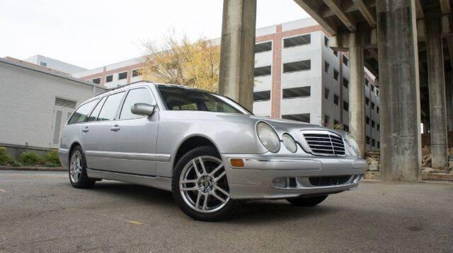 2000 Mercedes-Benz E-Class for sale at Roadtrip Carolinas in Seneca SC