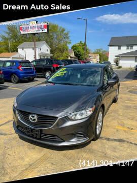 2017 Mazda MAZDA6 for sale at Dream Auto Sales in South Milwaukee WI