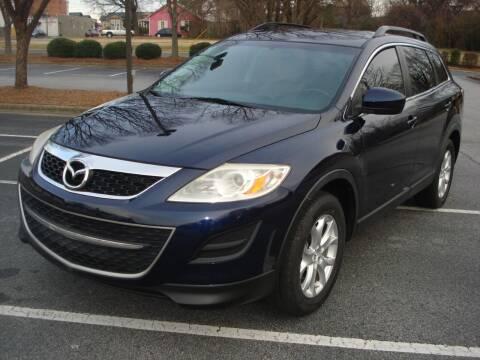 2012 Mazda CX-9 for sale at Uniworld Auto Sales LLC. in Greensboro NC