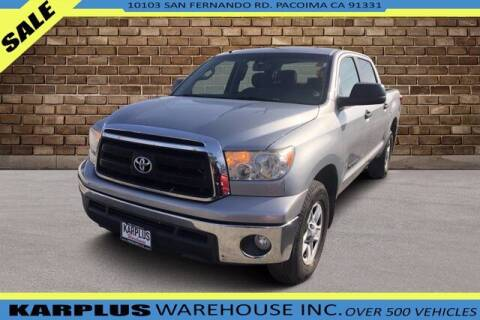 2013 Toyota Tundra for sale at Karplus Warehouse in Pacoima CA
