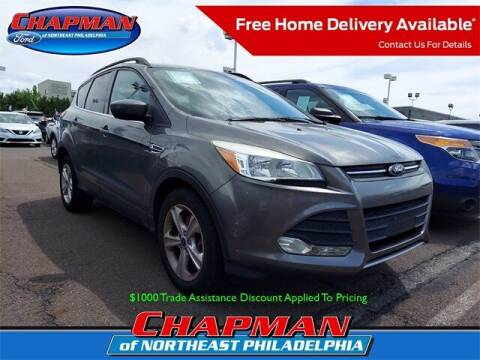 2015 Ford Focus for sale at CHAPMAN FORD NORTHEAST PHILADELPHIA in Philadelphia PA