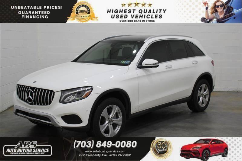 2018 Mercedes-Benz GLC for sale in Fairfax, VA