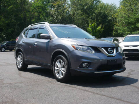 2015 Nissan Rogue for sale at Canton Auto Exchange in Canton CT