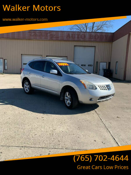 2010 Nissan Rogue for sale at Walker Motors in Muncie IN