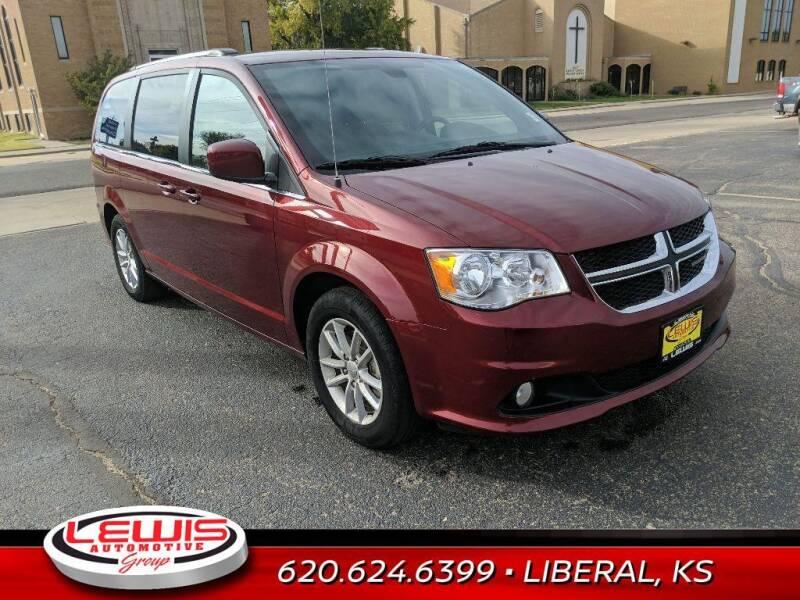 2019 Dodge Grand Caravan for sale at Lewis Chevrolet Buick Cadillac of Liberal in Liberal KS