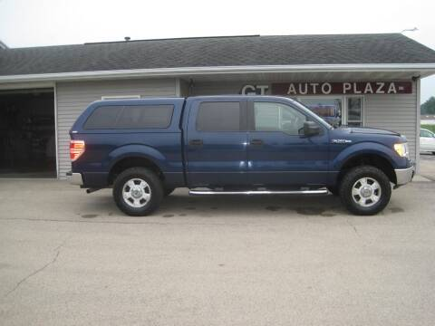 2009 Ford F-150 for sale at G T AUTO PLAZA Inc in Pearl City IL