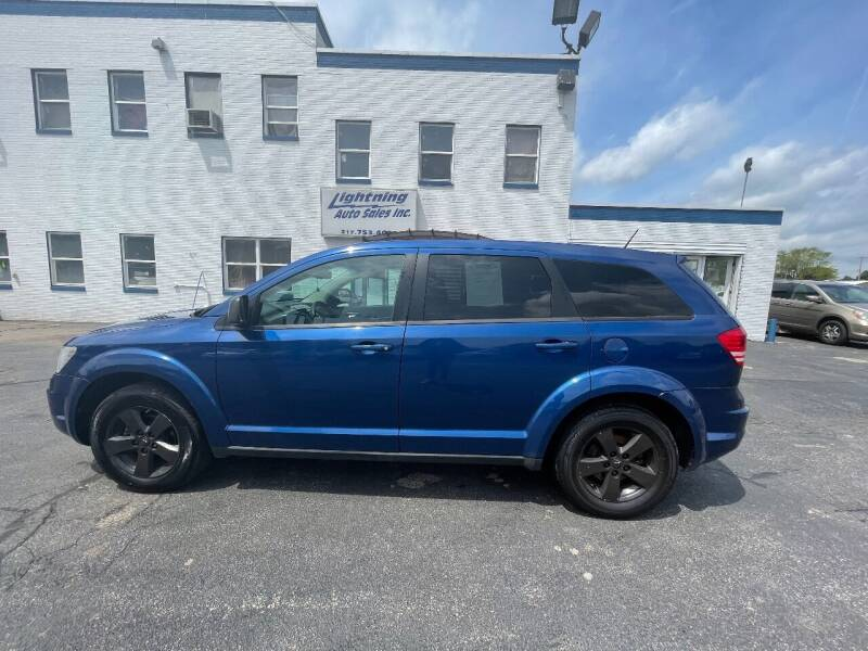 2009 Dodge Journey for sale at Lightning Auto Sales in Springfield IL