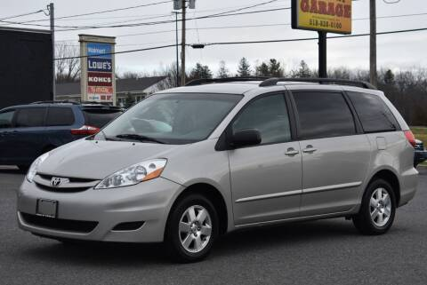 2010 Toyota Sienna for sale at Broadway Garage of Columbia County Inc. in Hudson NY