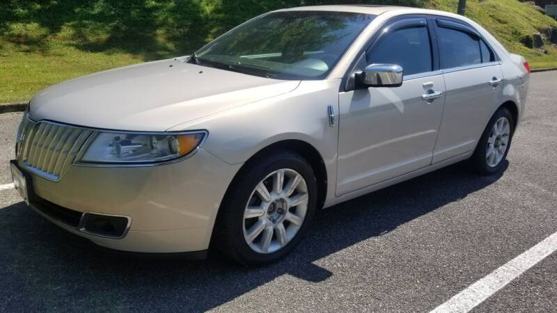 2010 Lincoln MKZ for sale at Thompson Auto Sales Inc in Knoxville TN