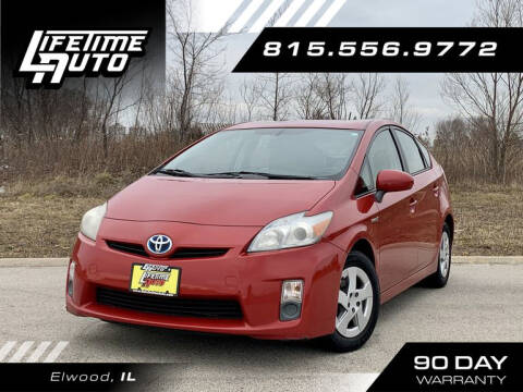 2011 Toyota Prius for sale at Lifetime Auto in Elwood IL