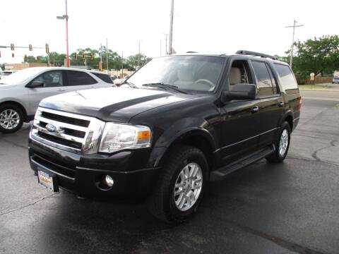 2014 Ford Expedition for sale at Windsor Auto Sales in Loves Park IL