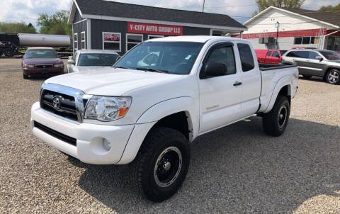 2007 Toyota Tacoma for sale at Y City Auto Group in Zanesville OH