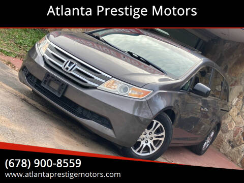 2011 Honda Odyssey for sale at Atlanta Prestige Motors in Decatur GA