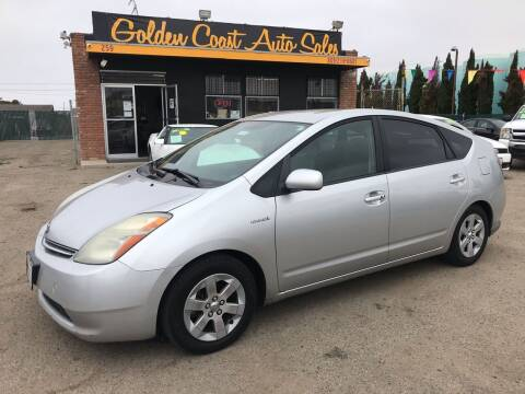 2008 Toyota Prius for sale at Golden Coast Auto Sales in Guadalupe CA