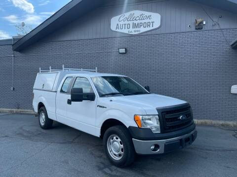 2014 Ford F-150 for sale at Collection Auto Import in Charlotte NC