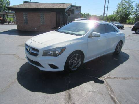 2016 Mercedes-Benz CLA for sale at Riverside Motor Company in Fenton MO