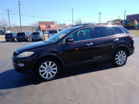 2008 Mazda CX-9 for sale at Big Boys Auto Sales in Russellville KY