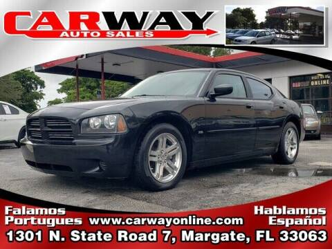 2006 Dodge Charger for sale at CARWAY Auto Sales in Margate FL