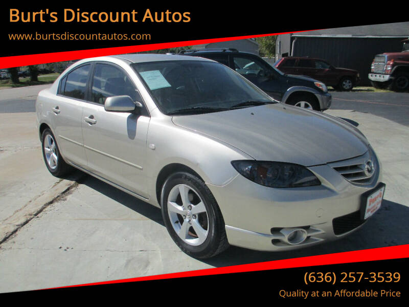 2006 Mazda MAZDA3 for sale at Burt's Discount Autos in Pacific MO