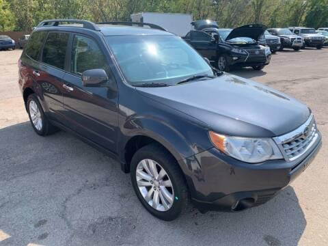 2013 Subaru Forester for sale at Ol Mac Motors in Topeka KS