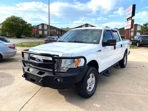 2013 Ford F-150 for sale at Car Gallery in Oklahoma City OK