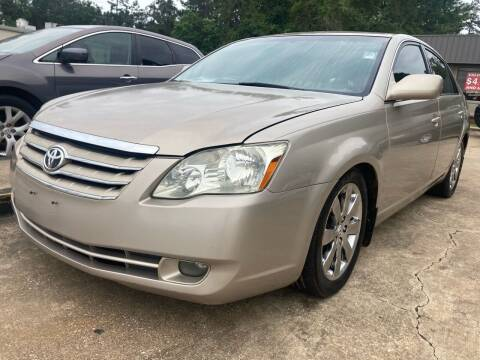 2005 Toyota Avalon for sale at Peppard Autoplex in Nacogdoches TX