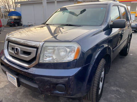 2011 Honda Pilot for sale at Best Choice Auto Sales in Methuen MA