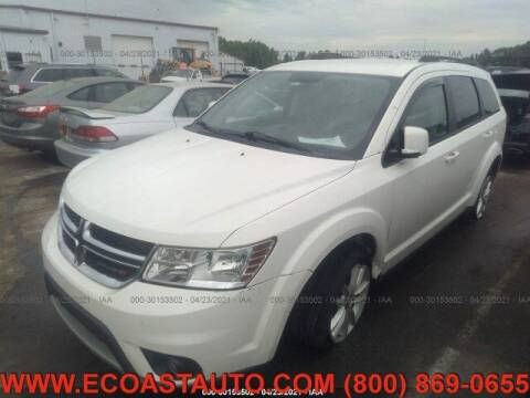 2015 Dodge Journey for sale at East Coast Auto Source Inc. in Bedford VA