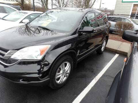 2010 Honda CR-V for sale at CAR CORNER RETAIL SALES in Manchester CT