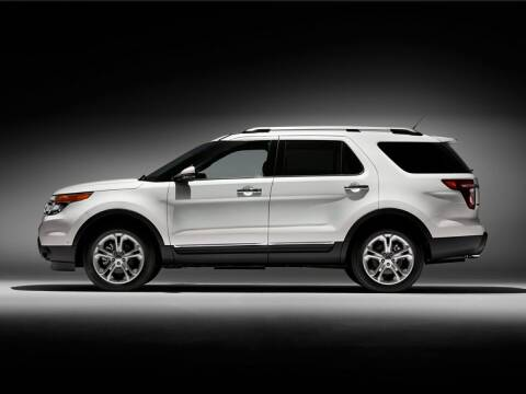 2014 Ford Explorer for sale at TTC AUTO OUTLET/TIM'S TRUCK CAPITAL & AUTO SALES INC ANNEX in Epsom NH