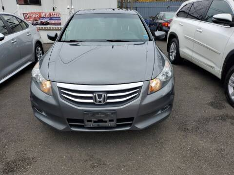 2012 Honda Accord for sale at OFIER AUTO SALES in Freeport NY