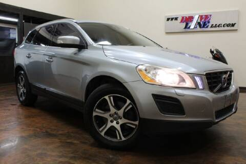 2013 Volvo XC60 for sale at Driveline LLC in Jacksonville FL