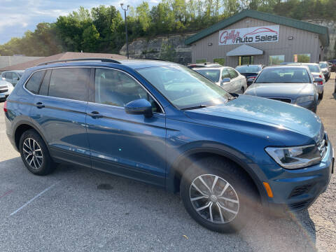 2019 Volkswagen Tiguan for sale at Gilly's Auto Sales in Rochester MN