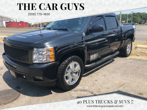 2010 Chevrolet Silverado 1500 for sale at The Car Guys in Hyannis MA