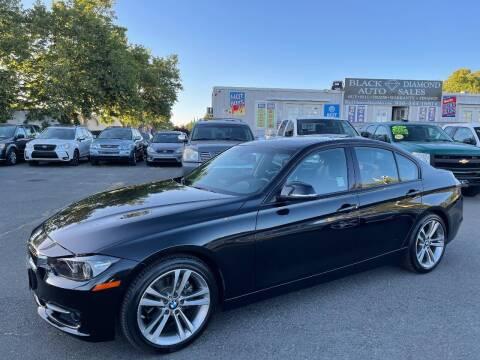 2012 BMW 3 Series for sale at Black Diamond Auto Sales Inc. in Rancho Cordova CA