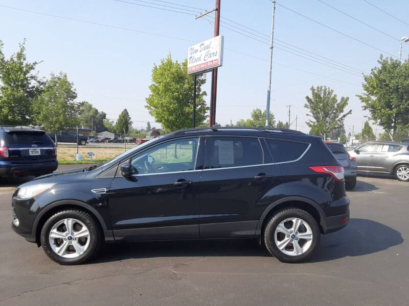 2013 Ford Escape for sale at New Deal Used Cars in Spokane Valley WA