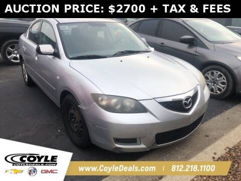 2007 Mazda MAZDA3 for sale at COYLE GM - COYLE NISSAN - Coyle Nissan in Clarksville IN