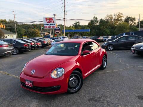 2012 Volkswagen Beetle for sale at KB Auto Mall LLC in Akron OH