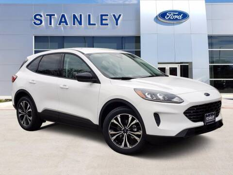 2021 Ford Escape for sale at Stanley Ford Gilmer in Gilmer TX