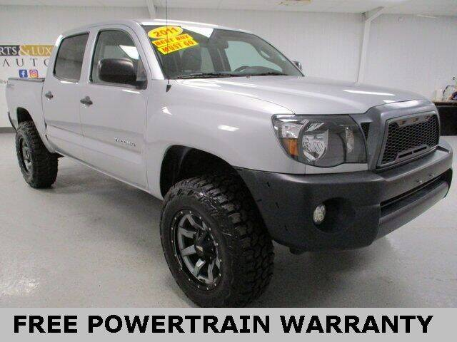 2011 Toyota Tacoma for sale at Sports & Luxury Auto in Blue Springs MO