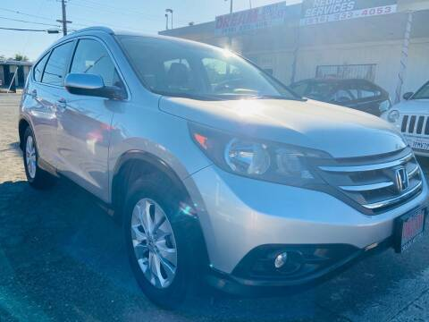 2012 Honda CR-V for sale at Dream Motors in Sacramento CA