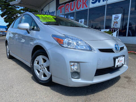 2011 Toyota Prius for sale at Xtreme Truck Sales in Woodburn OR