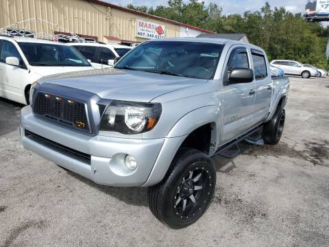 2010 Toyota Tacoma for sale at Mars auto trade llc in Kissimmee FL