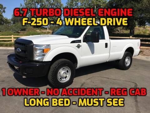 2012 Ford F-250 Super Duty for sale at OC Used Auto in Newport Beach CA