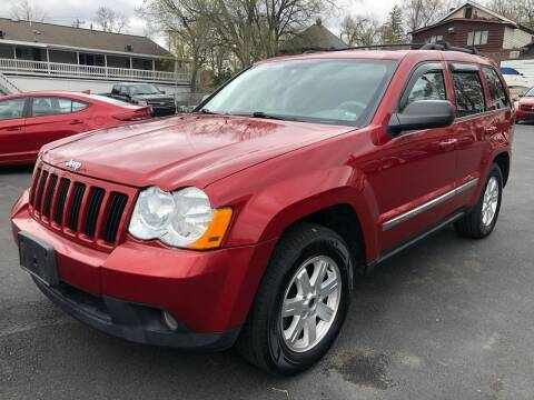 2010 Jeep Grand Cherokee for sale at JB Auto Sales in Schenectady NY